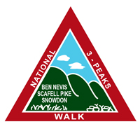 nat 3 peaks car sticker