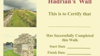 Hadrian's Wall Certificate by Brian Smailes Price : £1.55 Celebrate your […]