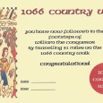 1066 Country Walk Certificate by Brian Smailes Price : £1.60 Celebrate […]