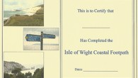 Isle of Wight Coastal Footpath Certificate by Brian Smailes Price […]