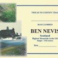 Ben NevisCertificate by Brian Smailes Price : £1.60 Celebrate your […]